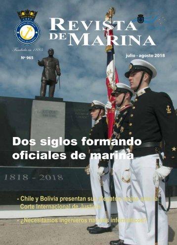 Índice Revista de Marina 965