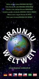 Braunau Weltweit - Woldwide - Todo el mundo...