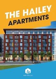 The Hailey Apartments - brochure A4 - FA - 20180807