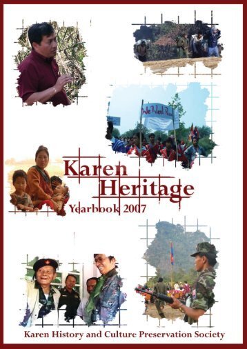 Karen Heritage Yearbook 2007