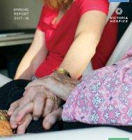 Victoria Hospice Annual Report 2017-18