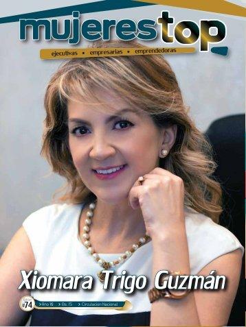 Revista Digital Mujeres Top X. TRIGO