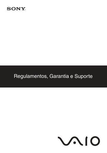 Sony VPCX11Z1E - VPCX11Z1E Documenti garanzia Portoghese