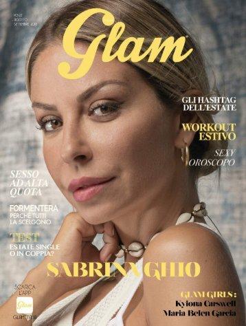GLAM AGOSTO/SETTEMBRE 2018