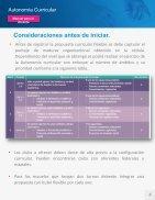 Manual del Docente Autonomía curricular - Page 3