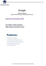 Adwords-display Latest Questions Answers To pass Your Adwords-display Exam 2018