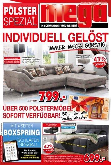 Interliving Frey Meine Couch Polster Spezial