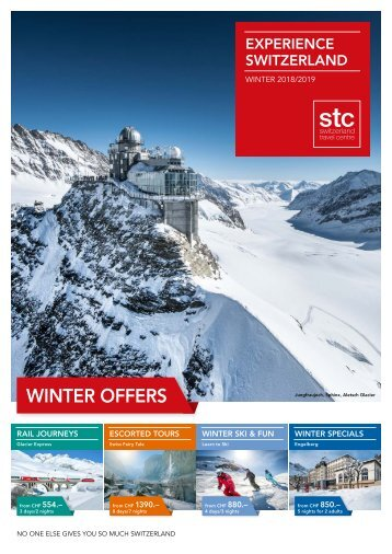 STC Experience Switzerland Winter 2018-2019