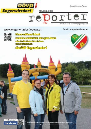 OÖVP Engerwitzdorf Reporter - Folge 2/20178