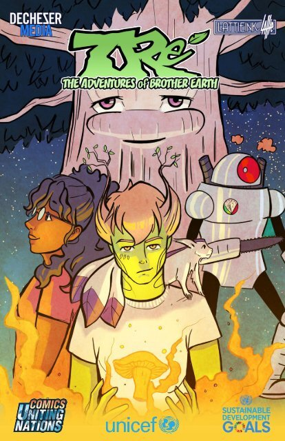 Tre`_ The Adventures of Brother Earth