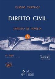 05- DIREITO CIVIL - Direito de Familia - FLAVIO TARTUCE - 2017-1