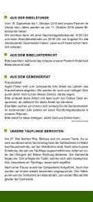 Gemeindebrief 09-2018 - Page 5