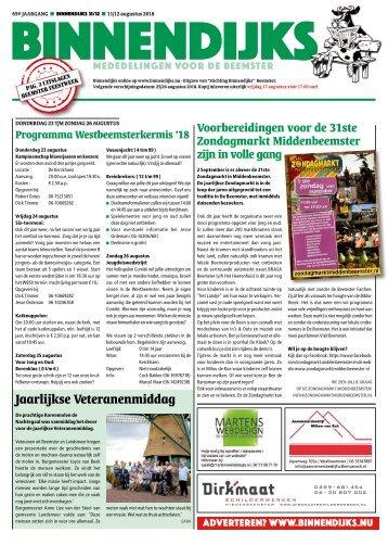 Binnendijks 2018 31-32