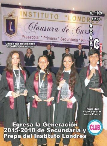 Revista Acapulco Club 1169