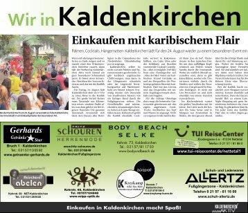Wir in Kaldenkirchen  -16.08.2018-