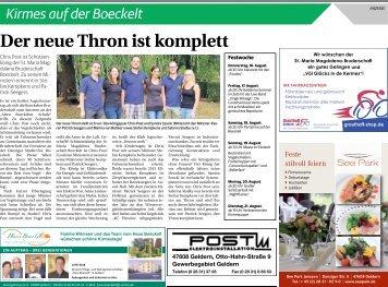 Kirmes auf der Boeckelt  -16.08.2018-