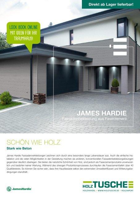 JamesHardie – Fassadenverkleidungen