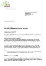 Kantonales Geoinformationsgesetz GeoIG-SG