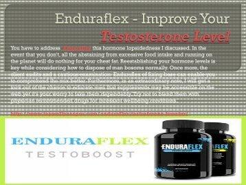 Enduraflex - Boost Your Body Health