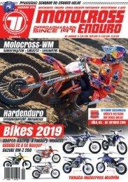Motocross Enduro Ausgabe 09/2018