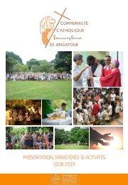 Brochure de rentrée CCFS 2018-2019