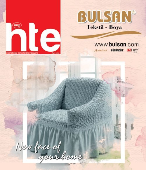 Home Textile Magazine April 2018