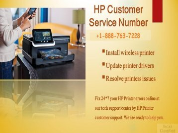 HP Customer support Number 1-888-763-7228 Technical Service, Help.output