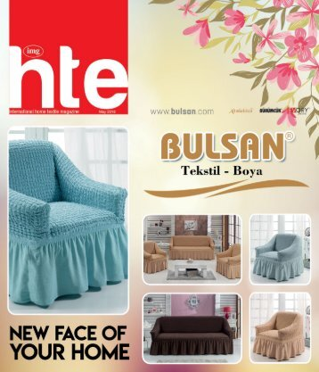 Home Textile Magazine May 2018