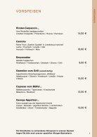 Georgs Steakhouse Speisekarte - Seite 3