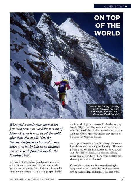 The Freebird Times - Issue 3