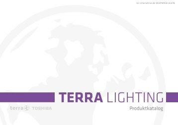 TERRA LIGHTiNG - Produktkatalog 08/2018