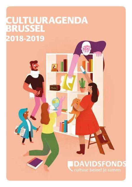 Cultuuragenda Davidsfonds Brussel 2018-2019