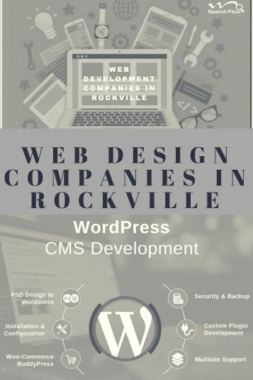 Web Development Company in Rockville