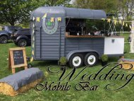 Wedding Mobile Bar- We Make Your Special Day Memorable
