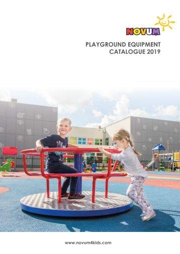 Novum Playground catalogue 2018 LQ