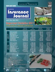 Insurance Journal (2nd Quarter 2018)