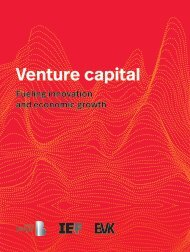 Treibstoff Venture Capital (Fuel Venture Capital): Fueling innovation and economic growth