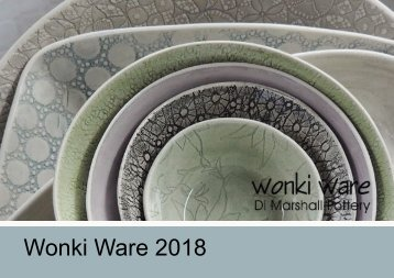 WonkiWare katalog 2018