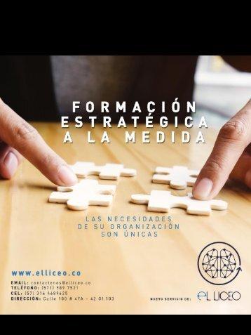Revista servicios El Liceo beta