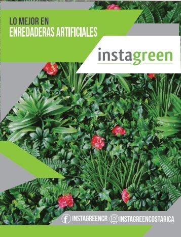 Catálogo Instagreen 2018