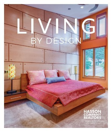Hasson Special Insert  Sept | Oct 2018