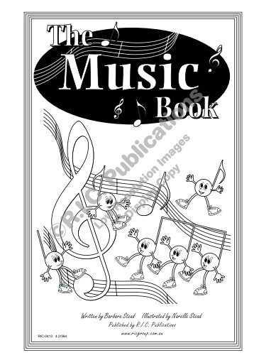 RIC-0413 The Music Book