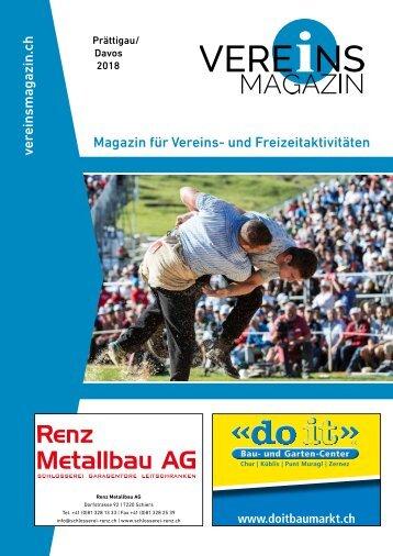 Vereinsmagazin Praettigau Davos Ausgabe 2 online