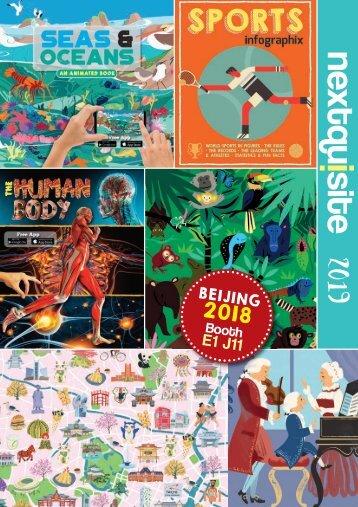NEXTQUISITE Beijing 2019 Catalogue