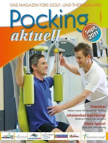 Pocking Aktuell September 2011