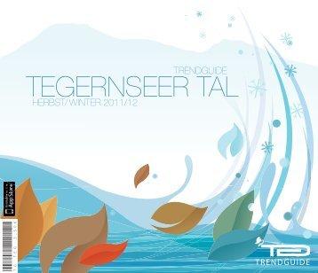 Trendguide Tegernseer Tal 4 2011