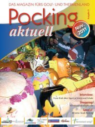 Pocking Aktuell November 2011