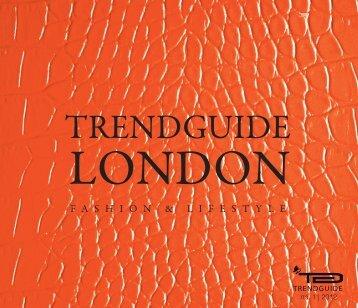 Trendguide London Presentation 2012