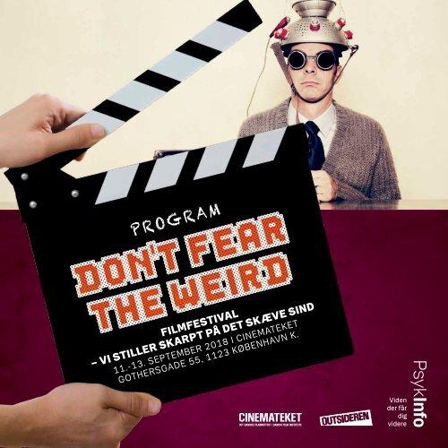 Dont fear the Weird_210x210_3
