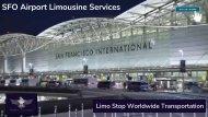 SFO Airport Limousine Services